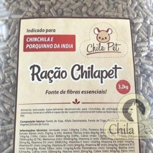Raçao Chilapet 3,2Kg.