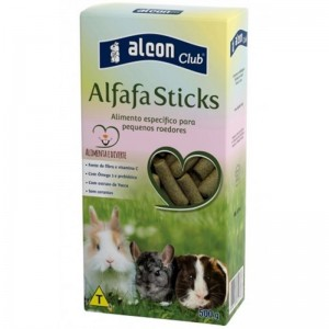 Alfafa Sticks Alcon 500g