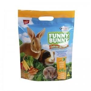 Ração Funny Bunny Delicias da Horta 1,8KG